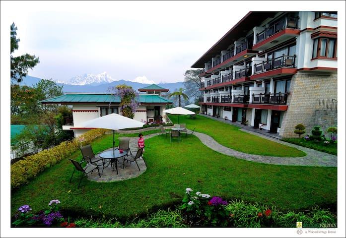 Denzong Regency- A WelcomHeritage (Regency Suite) - East Sikkim