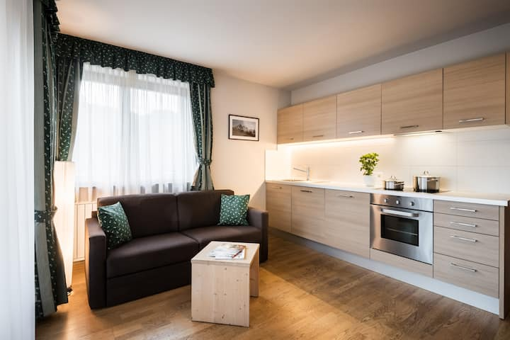 Chalet Vanzi - apartment Pütia