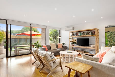 Barwon Heads, Perfect Central Location yet private