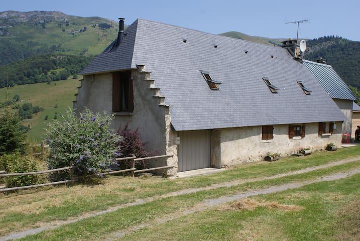 Authentique bergerie au Sarrat de Bon
