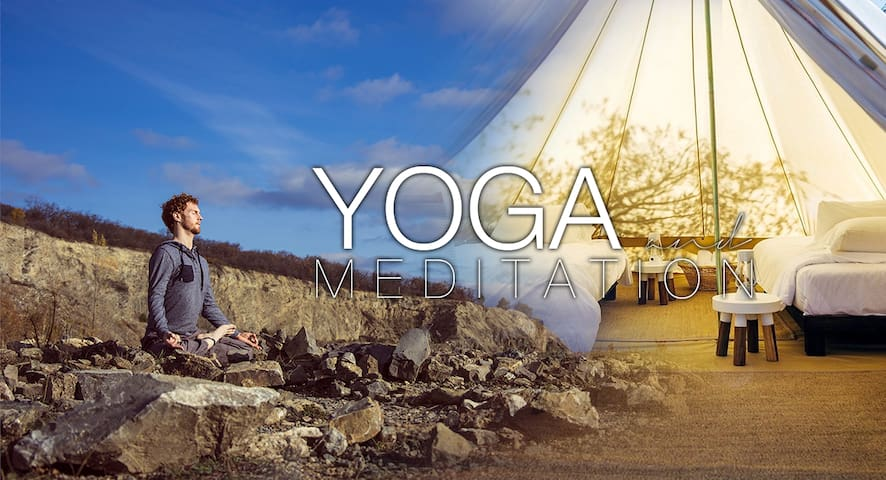 All-Inclusive Glamping & Yoga Nature Retreat