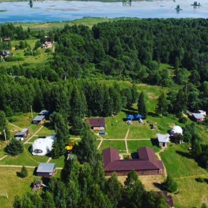 Рыболовно-туристическая усадьба Русский Двор