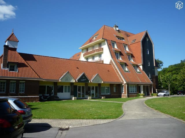 Jolie résidence au style Anglo Normand