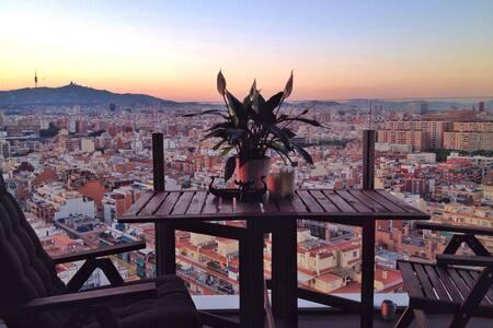 Apartment Fira Gran Via + parking B - L'Hospitalet de Llobregat - Huoneisto