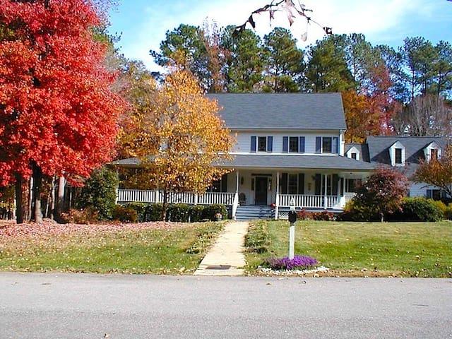 Raleigh Walton Home with Porch