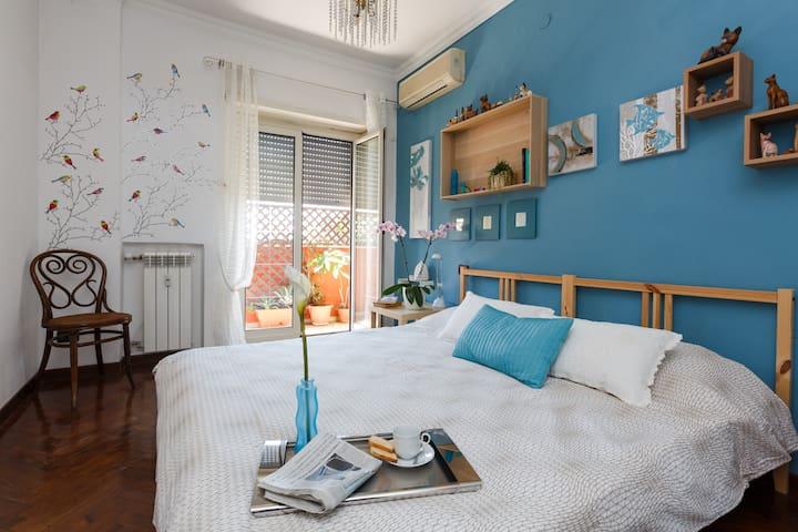 App. Intero- Zona Trieste, centro - Roma - Apartamento