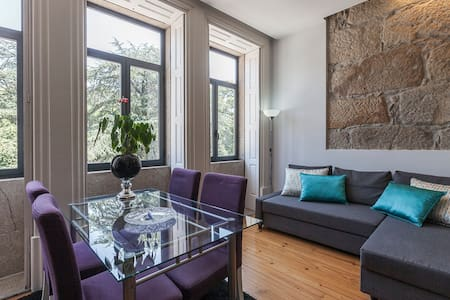 charming apartement in dowtow/1 - Porto - Apartment