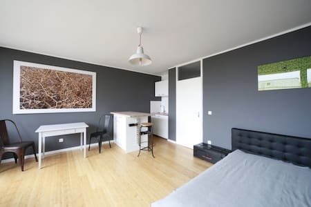 STYLISH, LIGHT, QUIET APARTMENT - Munich