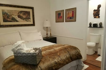 Comfortable room in cozy house. - Irwindale - Casa