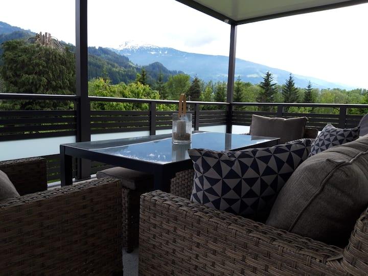 Fewo 90 m² bis zu 5 Personen bei Schwaz in Tirol
