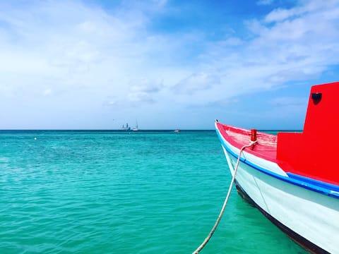 Retreat on Aruba's Sunrise Side w/ Breakfast! ok