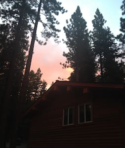 Beautiful Tahoe Living - Incline Village - Cabin