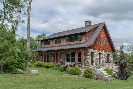 Stone House Vacation Rental - New Paltz