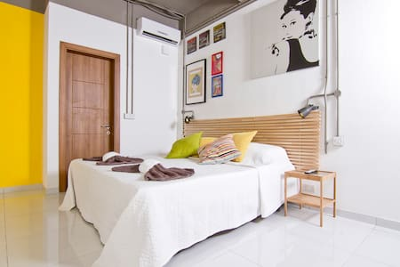 Studio self-catering 2 guests with garden view -10 - Saint Julian's - Appartement