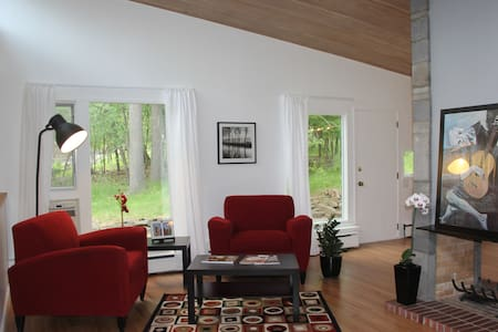 Entire house with natural light