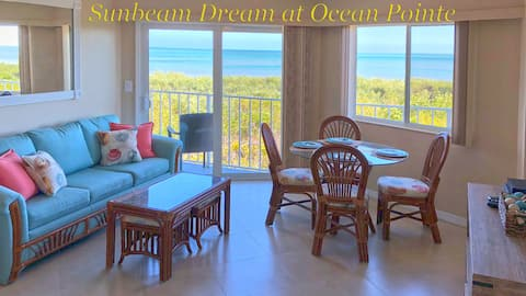 Awesome open Ocean view 2 bedroom at Ocean Pointe