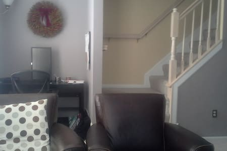 Small private bedroom with a closet - Upper Marlboro - Radhus