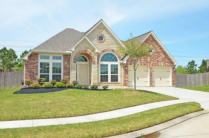 Family Friendly Houston Home - Pearland - Casa