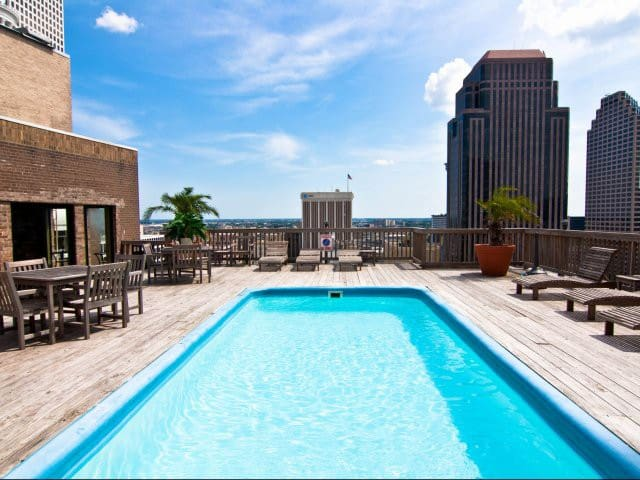 Heart of NOLA - 1 Bed/1 Bath - New Orleans - Byt