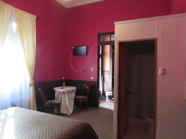 Habitaciones con baño privado - Rancagua - Huis