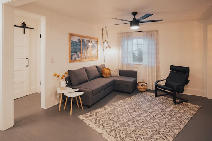 New to Airbnb in the Heart of Downtown Boise