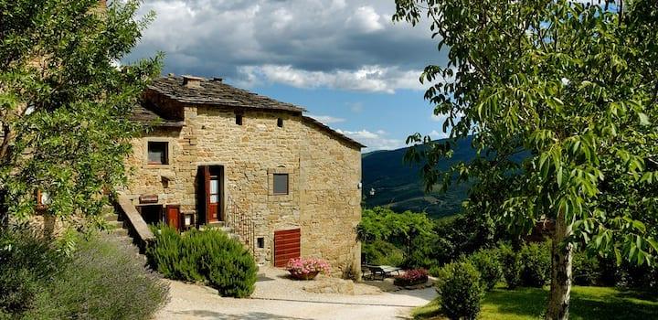 Cortona, Borgo Di Vagli