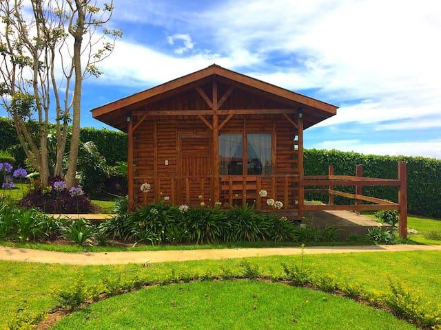 Cabaña Rústica - Cartago, Costa Rica - Chalet