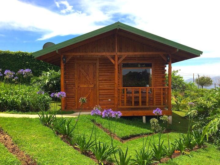 Cabaña Rústica Familiar