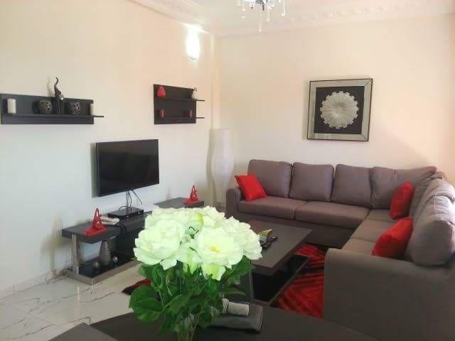 Superbe et spacieux appartement F3 - Dakar - Wohnung