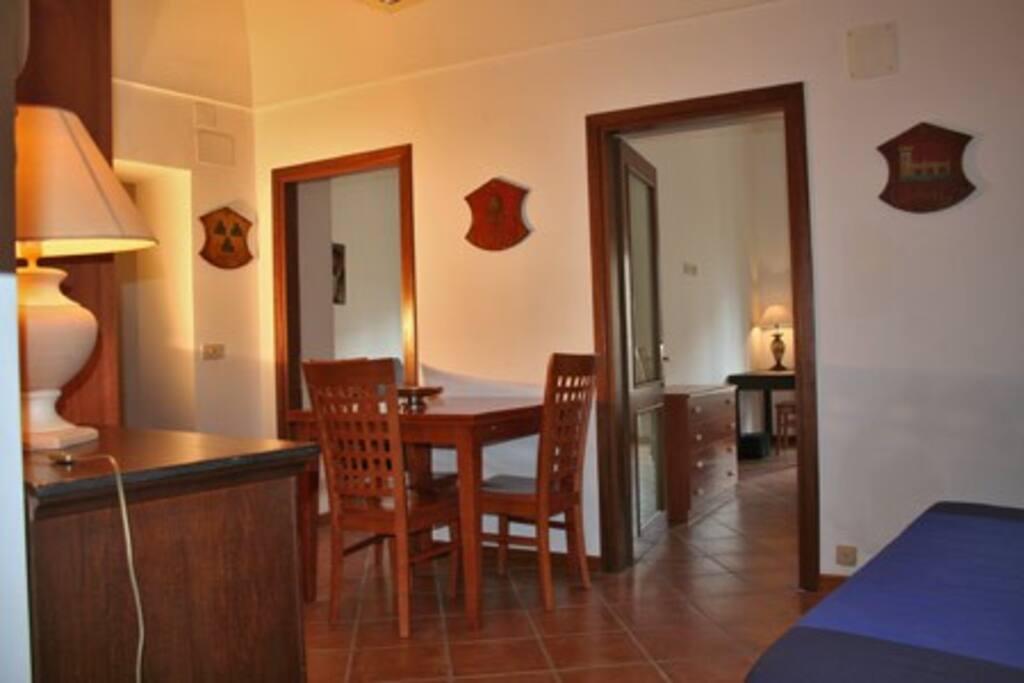 Appartamento San Cosimato 30 Roma