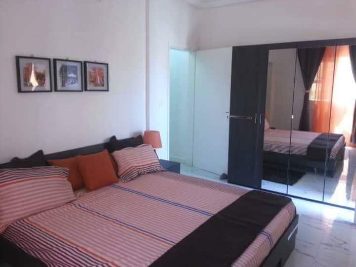 Superbe et spacieux appartement F3