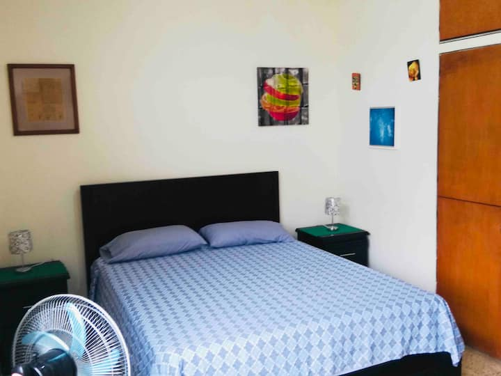 PRIVATE SUITE AT THE NORTH-CENTER OF GUAYAQUIL