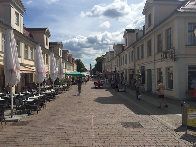 City Wohnung - Poczdam