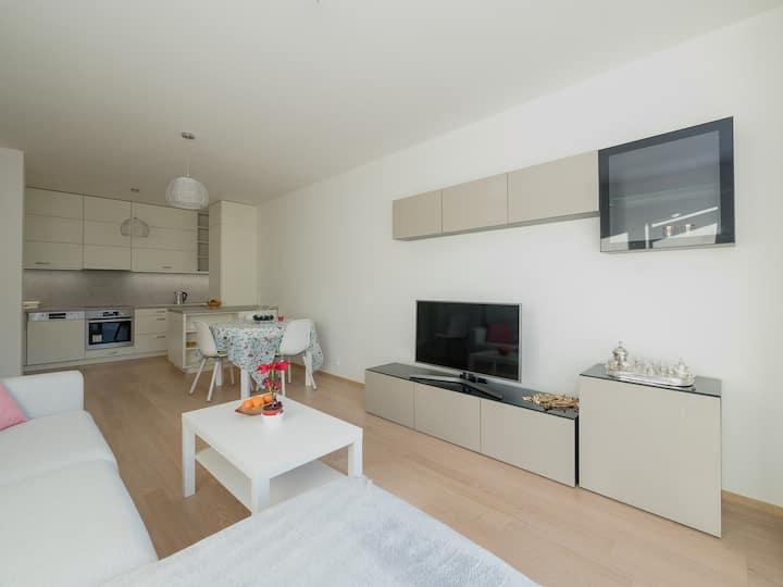 New Cosy Apartment in Brno Campus Area