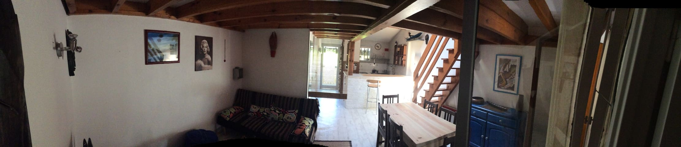 Duplex.Muy grande - Vieux-Boucau-les-Bains - Apartamento