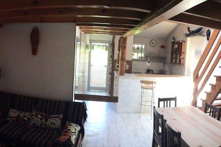 Duplex .Cosy et très bien placé - Vieux-Boucau-les-Bains - Wohnung