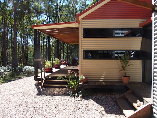 Tranquil Private Bushland Retreat - Wheatsheaf
