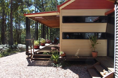 Tranquil Private Bushland Retreat - Wheatsheaf - Ev