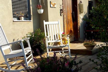 a spacious cozy country villa - Tzoran-Kadima - Hus