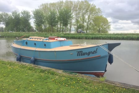 Holiday Boat Margret - Driehuizen - Vene