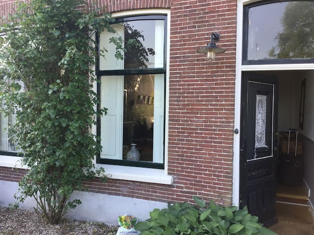 Charming house near to Amsterdam