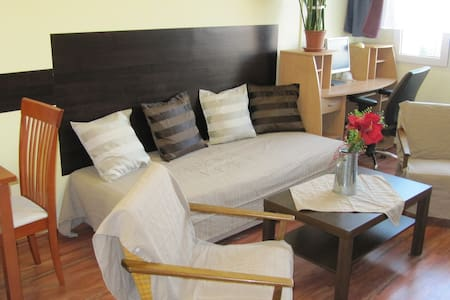 Fully furnished, clean aparment near subway - Prague
