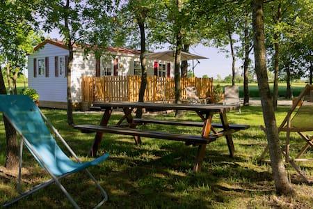 Mobil-Home de standing - Lavernose-Lacasse