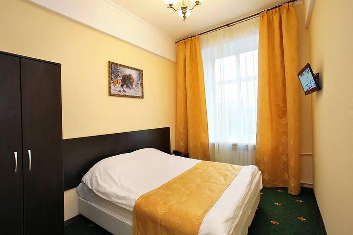 """Двухместный номер в гостинице """"Катюша"""""""