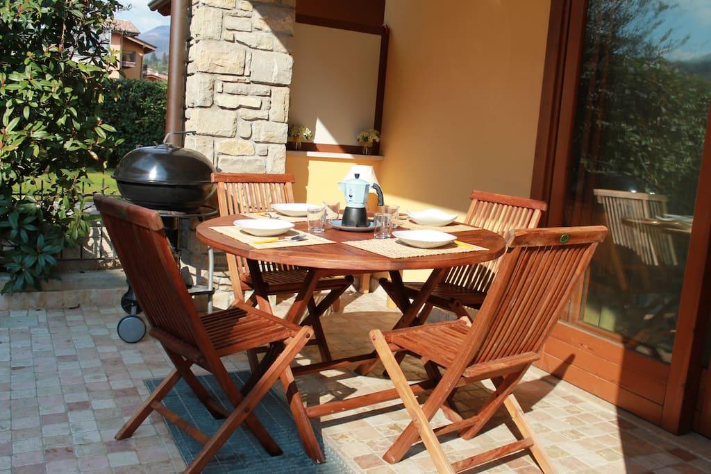 Giardino Privato con BBQ /private garden