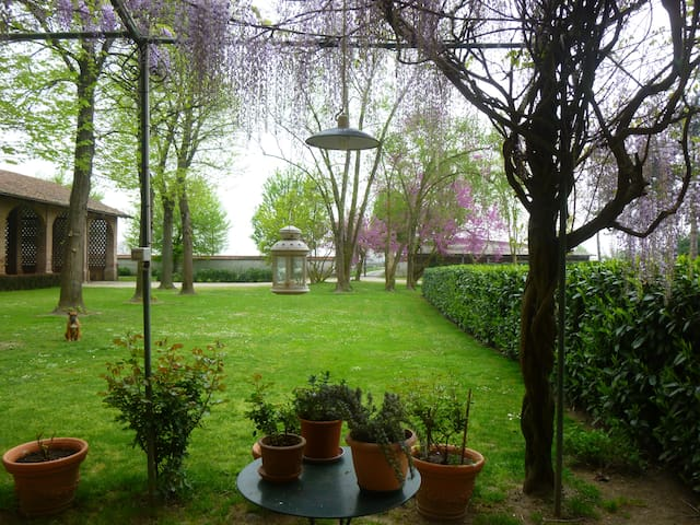 Apartment 30 minutes away fromTurin - Vigone - Pousada