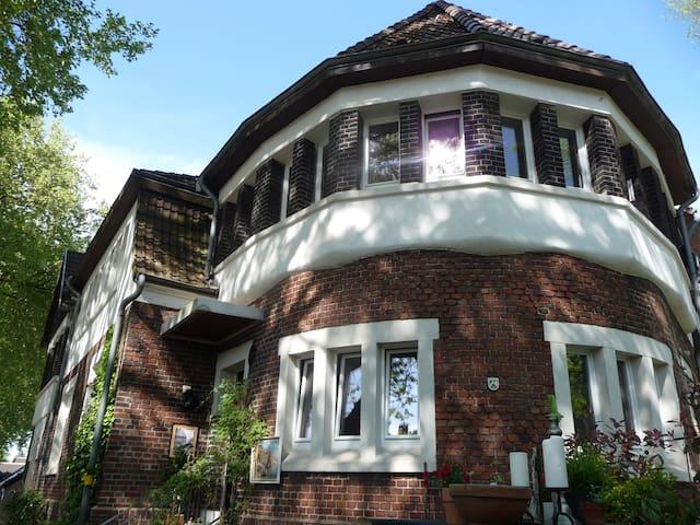 redbrick house - pithead building - Bochum - Huis