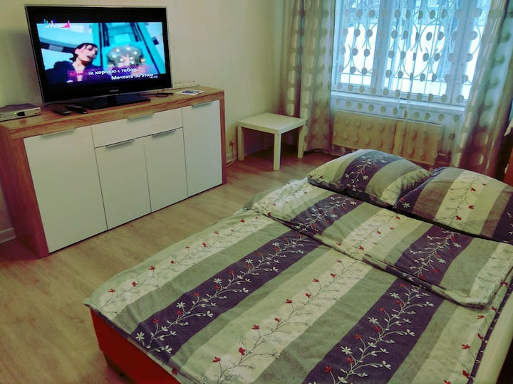 Apartment in Kuzminki your style