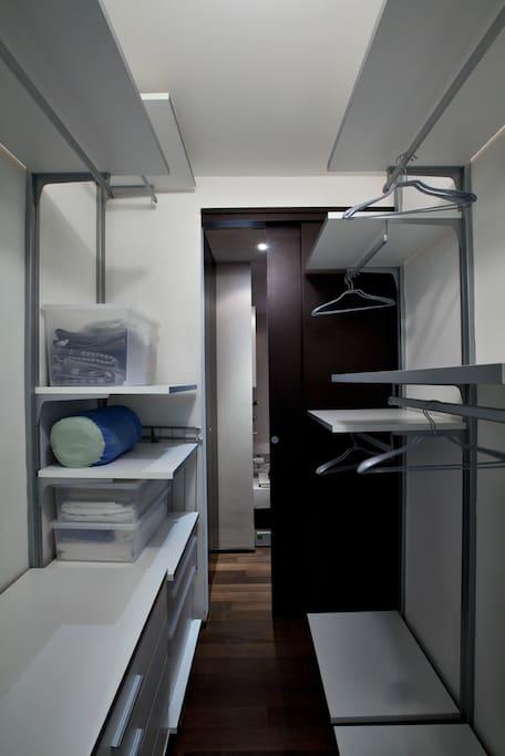Cabina armadio - Walk in closet