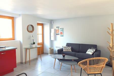 Agréable T2 - 10 min Annecy - centre Quintal - Quintal - Apartment